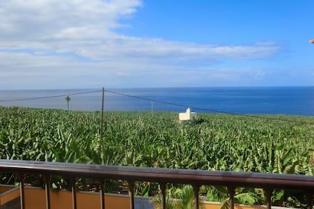 Amazing ocean view.   - Tazacorte - Lakás