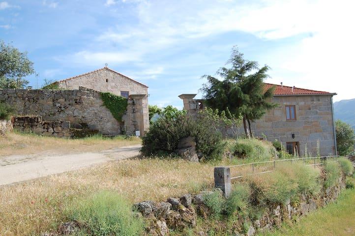 Quinta do Seixo - Serra da Estrela - valley