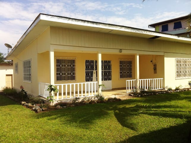 Sweet family house  - Kribi - Casa