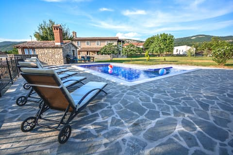 Holiday Home Eda - Three Bedroom House with Pool