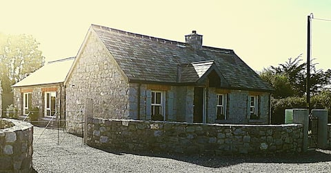 Ash Cottage - A Traditional Irish Stone Cottage