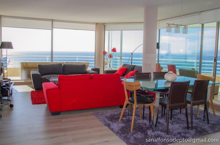 Departamento Exclusivo Resort San Alfonso del Mar
