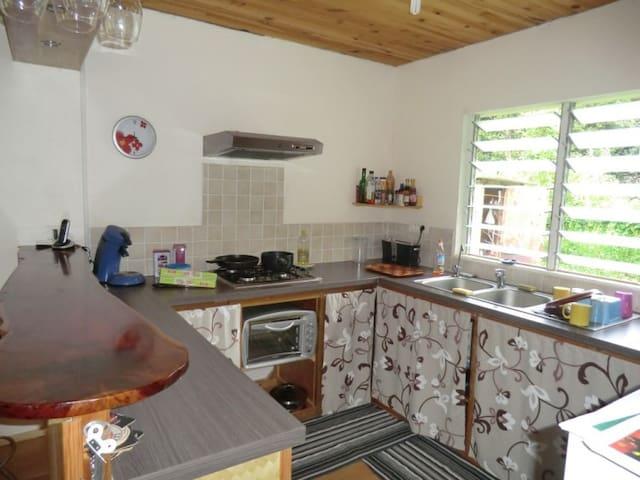 maison vacances moorea - Farehau - Dům
