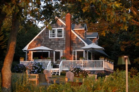 On the Bay in Sag Harbor - Sag Harbor - Casa