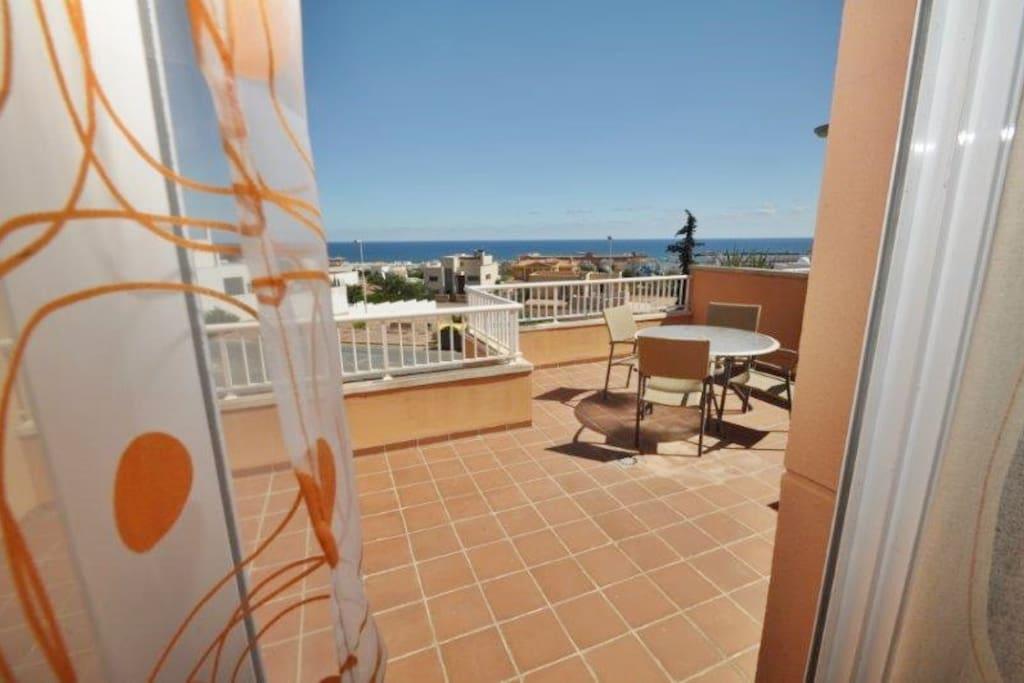Apartamento en moj car playa y golf apartamentos en alquiler en moj car andaluc a espa a - Apartamentos alquiler mojacar ...
