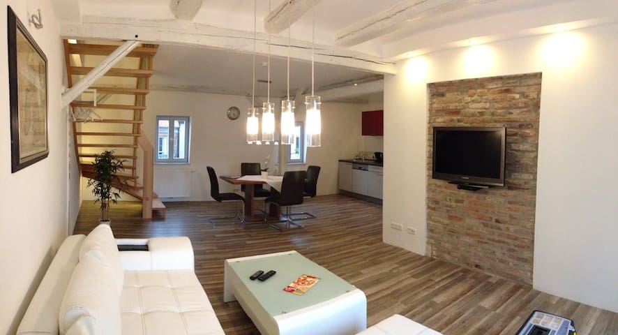 TOP central, modern apartment - Bamberg - Apartment