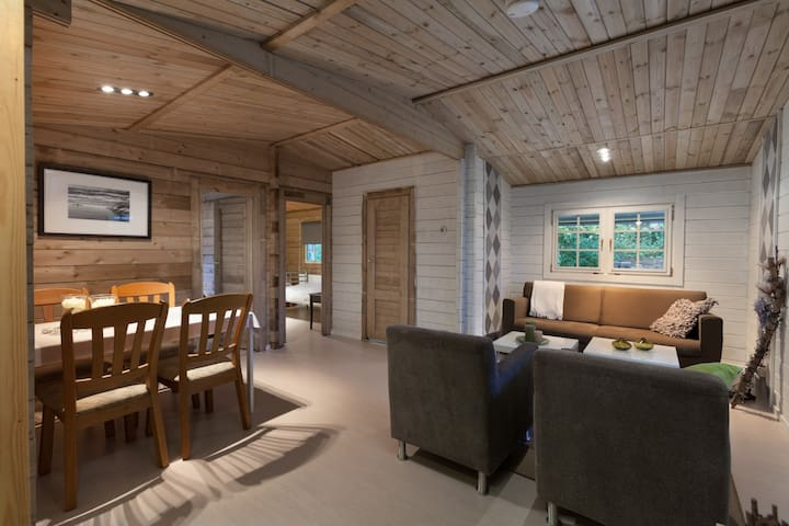 BB in chalet|1-4 people|Recommended - Babberich - Chalet