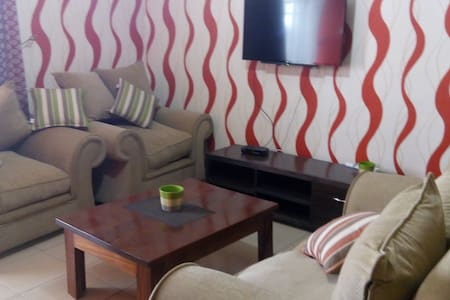3 bed roomed serviced apartment - Nakuru
