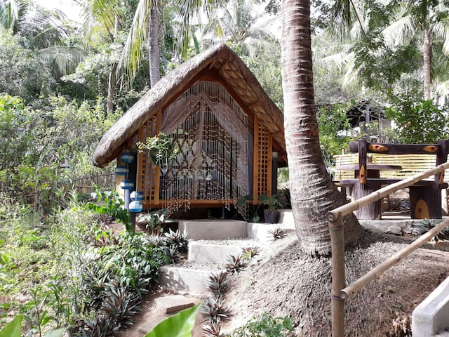 Zallags farm&glamping garden Kubo#1 NatureFarmLife