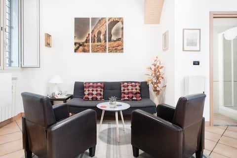 Maria Teresa's House Quiet Apartment near Termini