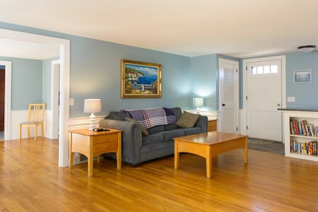 Cozy Cape House With Fireplace - Yarmouth