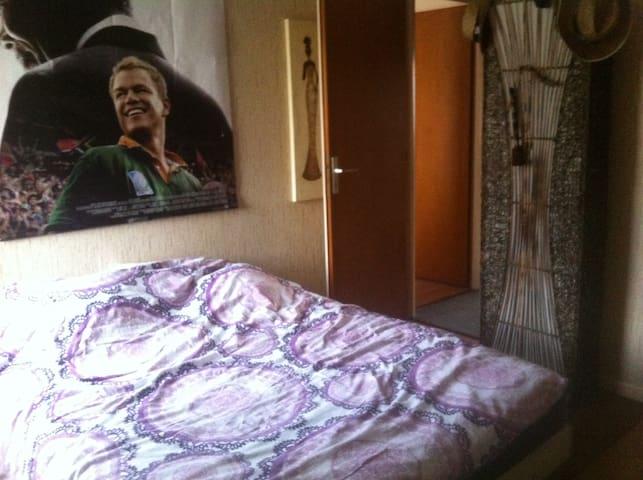 Chambre privative dans joli appartement - Bons-en-Chablais - Haus