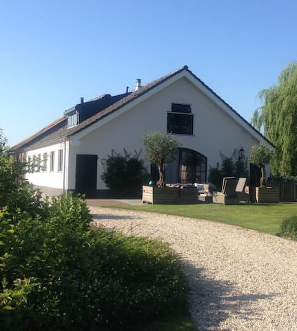 Luxury Airbnb, close to Rotterdam & The Hague