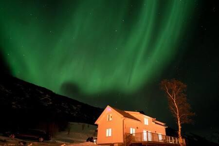 Lofoten. Svolvær, Laukvik, 20 min fra Svolvær.