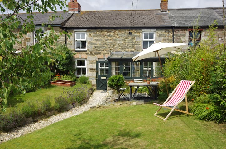 Cornish Cottage, 10 min from beautiful beaches - Saint Newlyn East - Maison