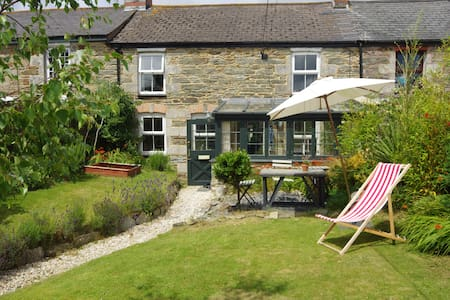 Cornish Cottage, 10 min from beautiful beaches - Saint Newlyn East - Σπίτι