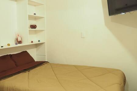 Cómoda habitación cerca de Reforma - Juárez - บ้าน