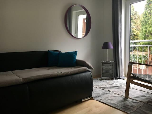 Helle 100qm auf 2 Ebenen Nähe Mainz - Essenheim - Apartamento
