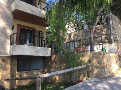 Chalet Faraya with Garden