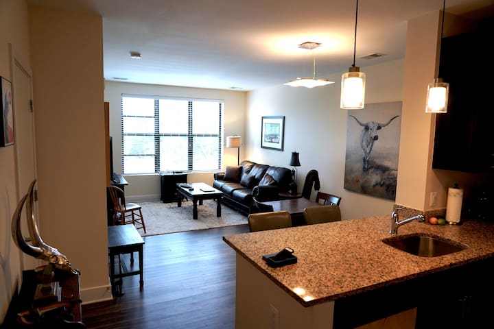 Spacious, Spotless, 1 BDRM Alexandria, Mins to DC!