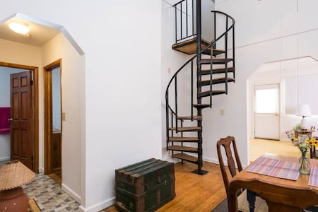 FURN APT CLOSE TO THEATER PERFECT FOR CREW/WORKERS - Schenectady - Lakás