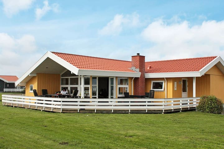 Appealing Holiday Home in Nordborg near Sea