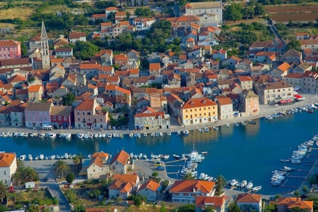 Beautiful Stari Grad