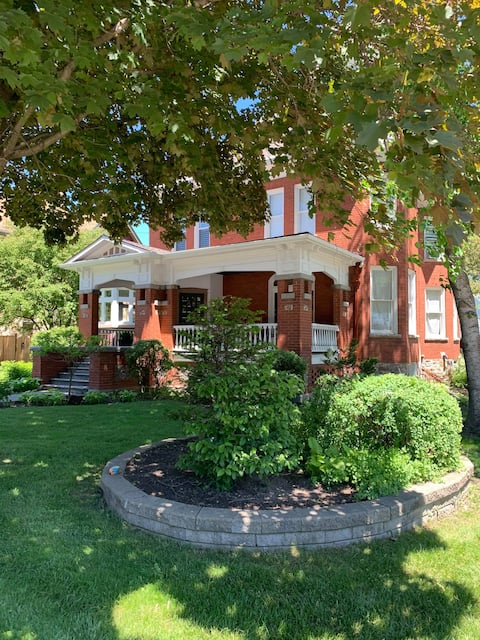 Victorian Inn & Spa stay your home away from home