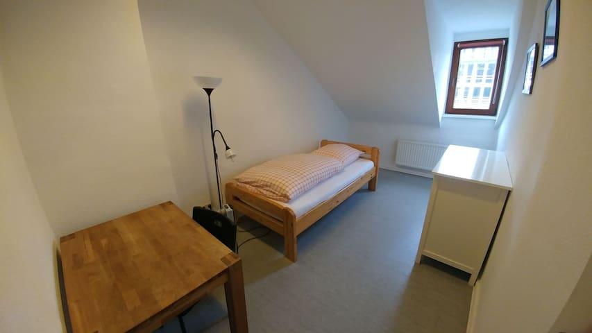 Gemütliches Einzelzimmer - Nähe Bahnhof/Innenstadt - Göttingen - Rumah