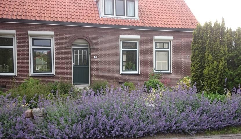 Gastenhuis de Zeemeeuw in Ouddorp - Ouddorp - Apartment