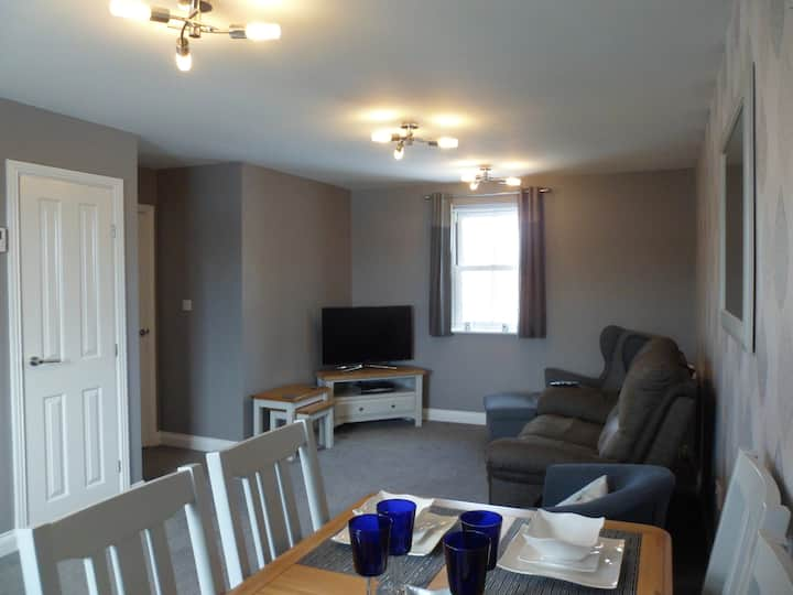 Stunning 2 bedroom in The Bay, Filey pets welcome
