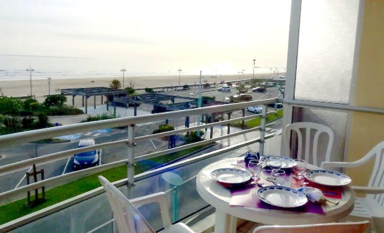 Agréable appartement face à la mer - Saint-Jean-de-Monts - Apto. en complejo residencial