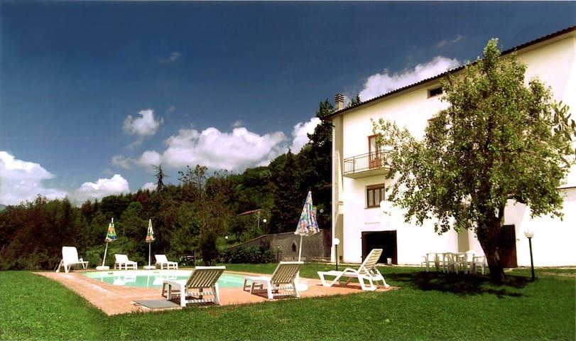 Terra Santa appartamento Capriolo - Santa Fiora - Apartmen