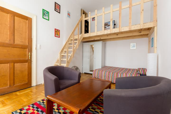 Cozy Flat in Budapest Downtown - Budapeşte - Daire