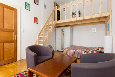 Cozy Flat in Budapest Downtown - Budapest - Wohnung