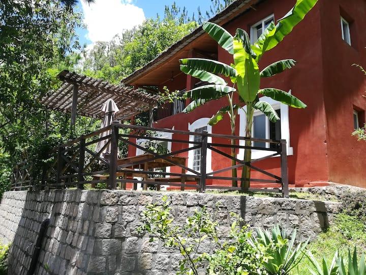 Villa de charme à Ampefy