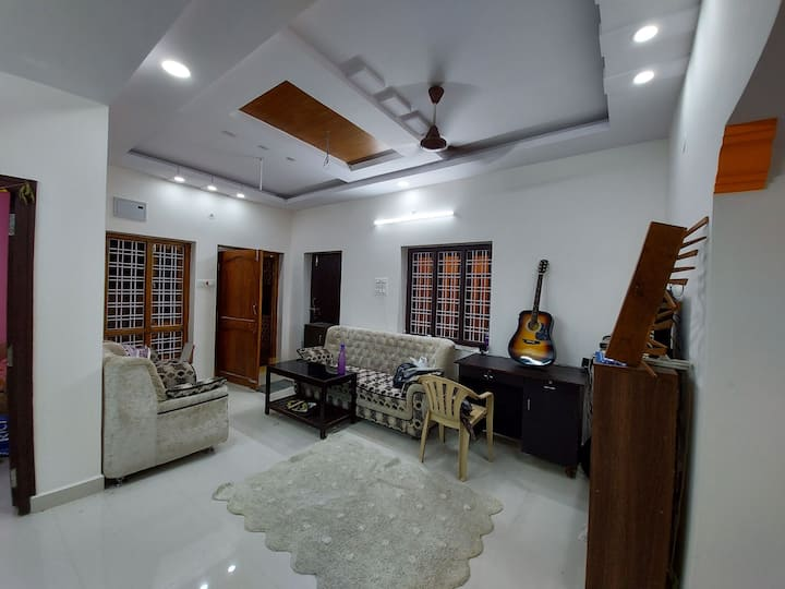 Krishna's Home-Entire Independent House gated comm