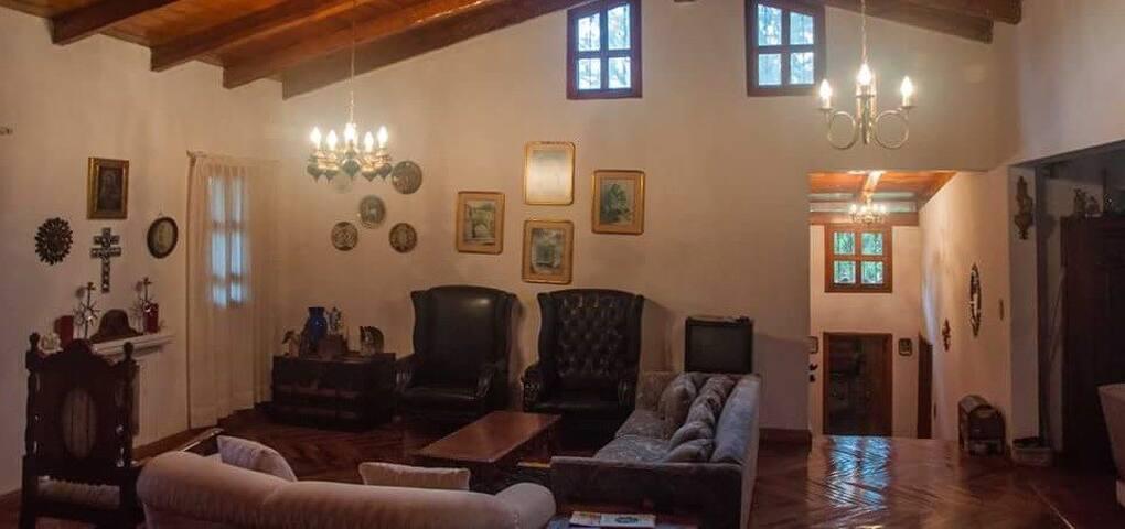 Cabaña, Hermosa, diseño, de 1-12 px. - Tapalpa - Бунгало