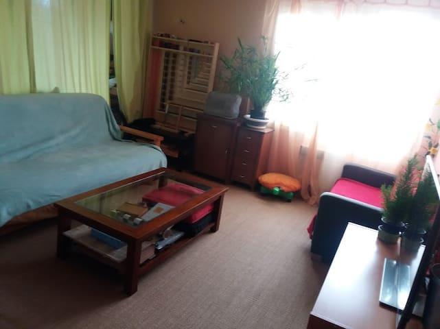Salon + chambre intégrée - Montigny-le-Bretonneux