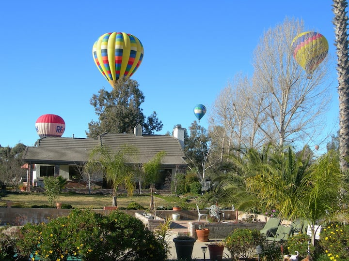 Temecula Wine Country Villa So Cal