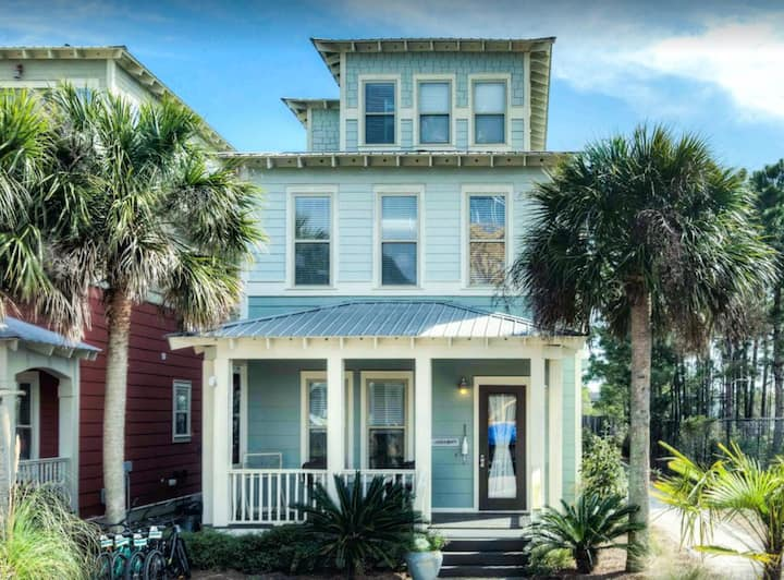 4BR at Seacrest Beach - Newly Renovated for 2021