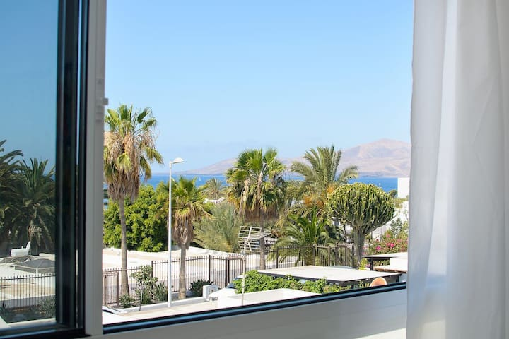 """Holiday Apartment """"Sports and Sea Apartment 6"""" with Pool, Wi-Fi, A/C & Sauna; Parking Available"""