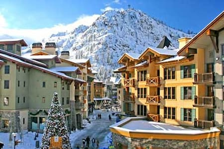 Village at Squaw Apartment Top Fl. - Olympic Valley - Apartemen