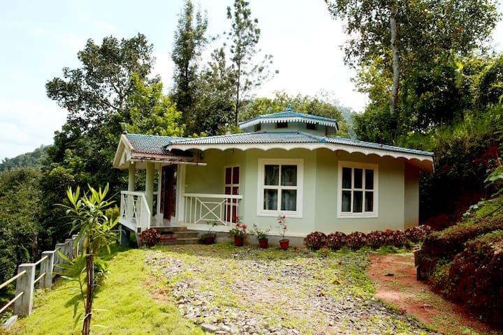 Natureroots Villa near Munnar - Munnar - Willa