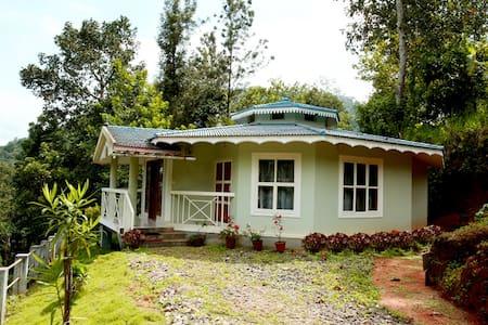 Natureroots Villa near Munnar