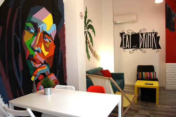 LOFT next to RUZAFA-SUPER COOL (C)