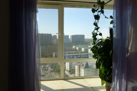Home, Sweet Home ft Parkview n bike - Beijing - Bed & Breakfast