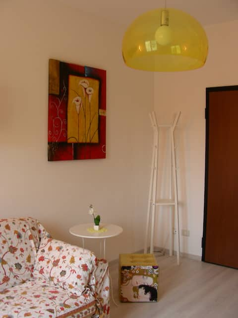 Full equipped apartment in Toscanel