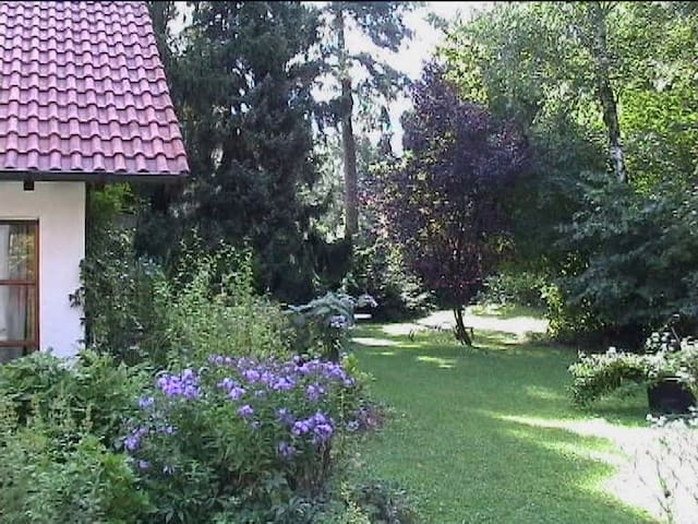 Cute house in Solln near river Isar for sublet