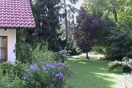 Cute house near river Isar for rent - House
